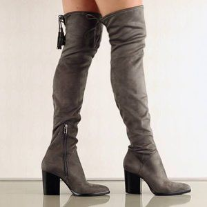 Marc Fisher Over the Knee Boots - Size 7